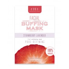 Facial Buffing Mask Strawberry Lavender